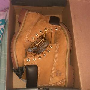 Woman's Timberland Waterproof boots
